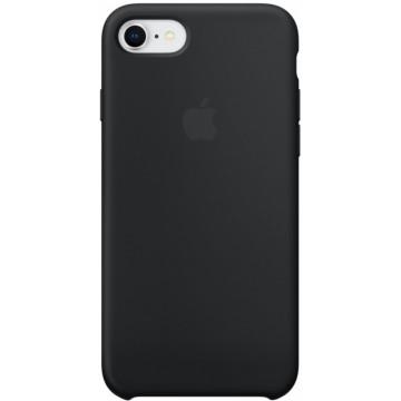 Клип-кейс Apple Silicone Case для iPhone 7/8 (черный)