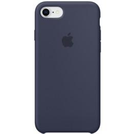 Клип-кейс Apple Silicone Case для iPhone 7/8 (темно-синий)