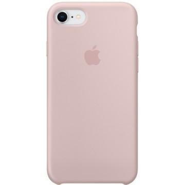 Клип-кейс Apple Silicone Case для iPhone 7/8 (розовый песок)